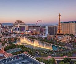 Casinos y hoteles de Las Vegas ingresarán un 6% menos por el tiroteo