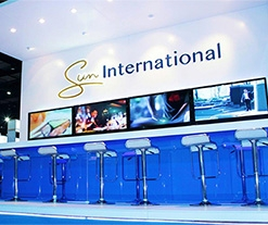 Empresa de casinos Sun International revisa operaciones en Panamá