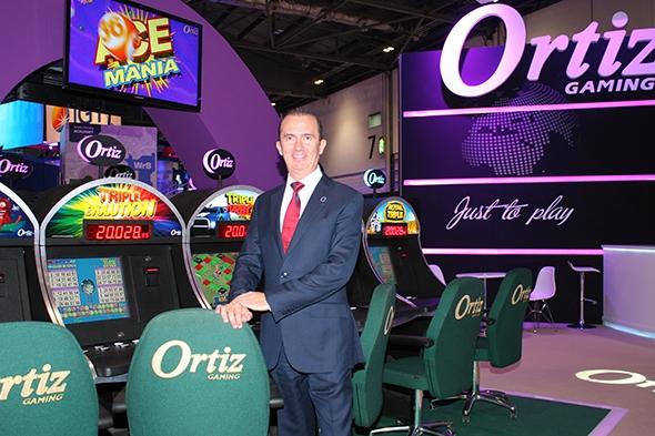 """""""Los juegos de Ortiz Gaming obtienen resultados excepcionales porque están basados en la filosofía de la diversión"""""""