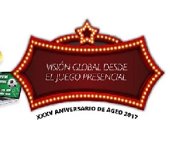 Gran apoyo de patrocinadores en la categoría Silver del IV Encuentro AGEO