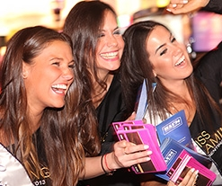 Ejecutivos de la industria esperan que vuelva a organizarse Miss Gaming